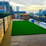 Total Restore - physio studio in Manchester rooftop 2