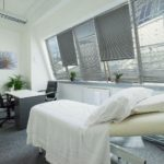 Total Restore - physio studio in Manchester treatment room 2