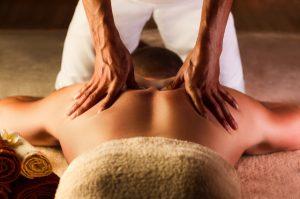 Deep Tissue Massage image by Aleks Gudenko (via Shutterstock).