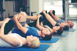 Pilates classes in Manchester with Total Restore Physiotherapy