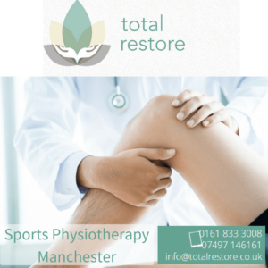 sports physiotherapy Manchester