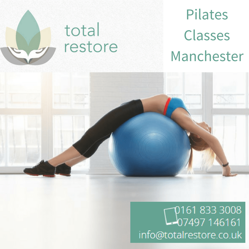 Pilates Classes Manchester