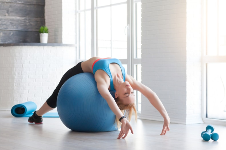 Individual pilates classes in Manchester city centre with Total Restore